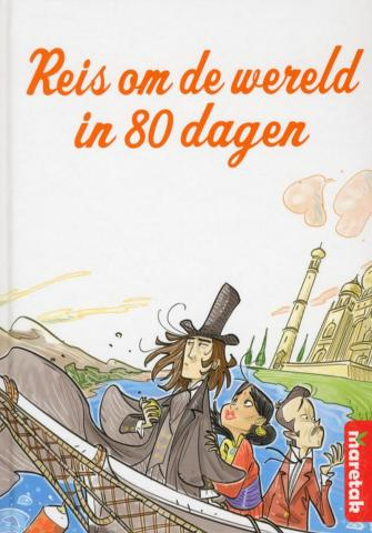 Reis om de wereld in 80 dagen