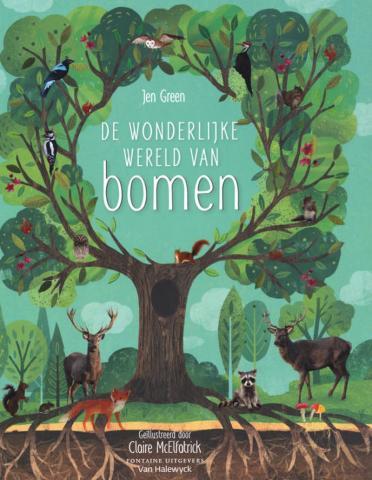 De wonderlijke wereld van bomen